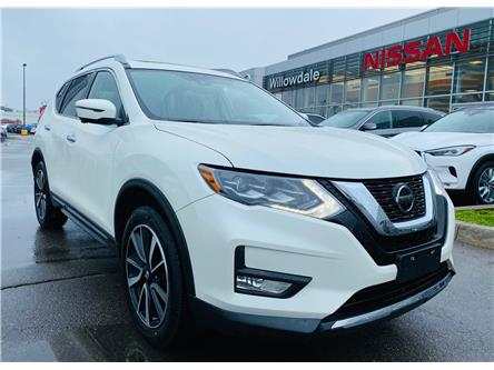 2018 Nissan Rogue SL (Stk: N1989A) in Thornhill - Image 1 of 22