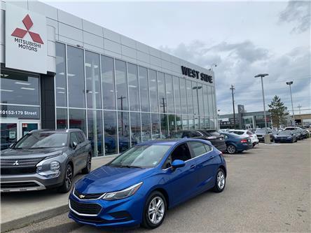 2017 Chevrolet Cruze Hatch LT Auto (Stk: R21035A) in Edmonton - Image 1 of 25