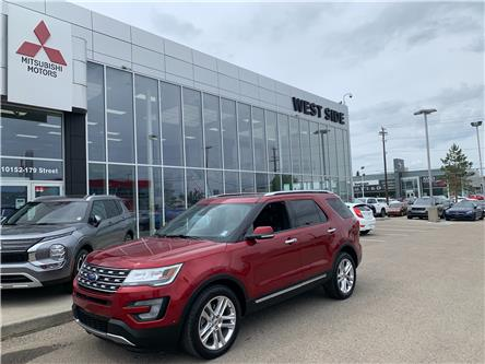 2017 Ford Explorer Limited (Stk: 23052A) in Edmonton - Image 1 of 27