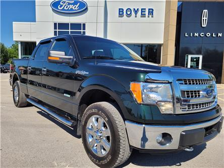 2014 Ford F-150 XLT (Stk: P0613A) in Bobcaygeon - Image 1 of 21