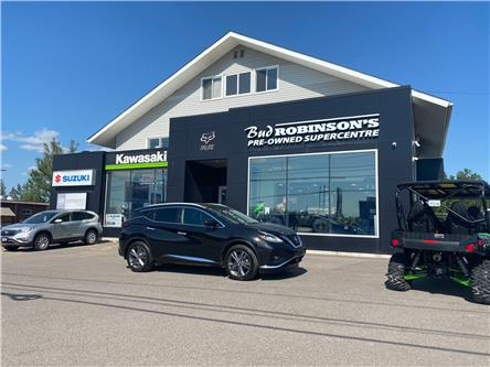 2019 Nissan Murano Platinum (Stk: ) in Sault Ste. Marie - Image 1 of 29