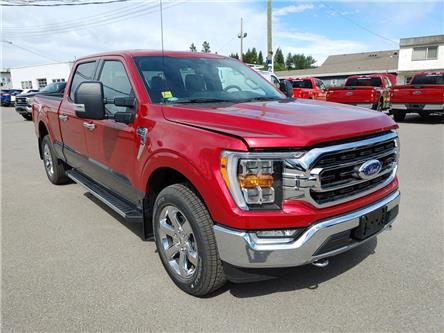 2021 Ford F-150 XLT (Stk: 21T018) in Quesnel - Image 1 of 14