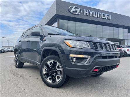 2017 Jeep Compass Trailhawk (Stk: 40370A) in Saskatoon - Image 1 of 23