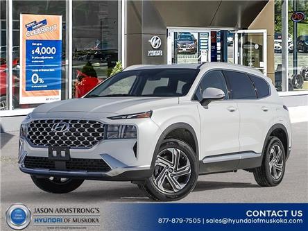 2021 Hyundai Santa Fe Preferred (Stk: 121-185) in Huntsville - Image 1 of 23