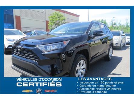 2019 Toyota RAV4 LE (Stk: U9114) in Sainte-Julie - Image 1 of 21