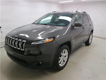 2018 Jeep Cherokee North (Stk: 1M196R) in Quebec - Image 1 of 15