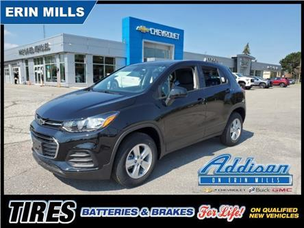 2021 Chevrolet Trax LS (Stk: MB300575) in Mississauga - Image 1 of 19