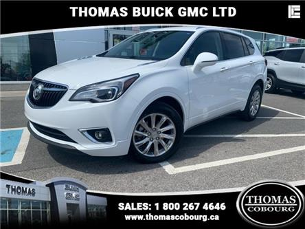 2020 Buick Envision Essence (Stk: UT85045) in Cobourg - Image 1 of 21