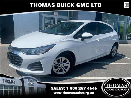 2019 Chevrolet Cruze LS (Stk: UC28358) in Cobourg - Image 1 of 23