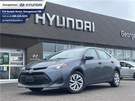 2017 Toyota Corolla LE (Stk: 1231A) in Georgetown - Image 1 of 24