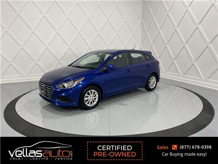 2019 Hyundai Accent Preferred (Stk: NP6232) in Vaughan - Image 1 of 26