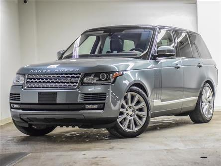 2015 Land Rover Range Rover 5.0L V8 Supercharged (Stk: A14042A) in Newmarket - Image 1 of 26