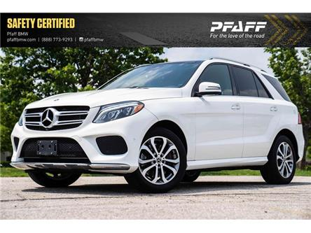 2018 Mercedes-Benz GLE 400 Base (Stk: 24507A) in Mississauga - Image 1 of 22