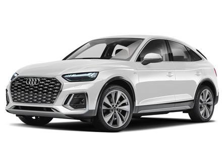 2021 Audi Q5 45 Progressiv (Stk: N6048) in Calgary - Image 1 of 3