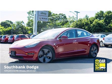 2018 Tesla Model 3  (Stk: 2104442) in Ottawa - Image 1 of 19