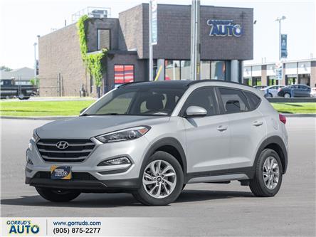 2017 Hyundai Tucson SE (Stk: 351637) in Milton - Image 1 of 21