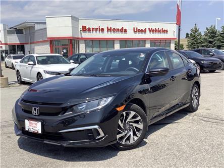 2019 Honda Civic EX (Stk: 11-U19805) in Barrie - Image 1 of 25