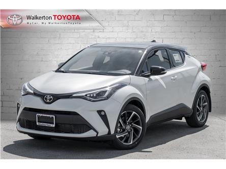 2021 Toyota C-HR Limited (Stk: 21274) in Walkerton - Image 1 of 16