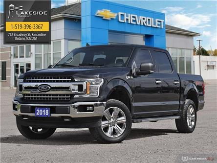 2018 Ford F-150 XLT (Stk: T1170A) in Kincardine - Image 1 of 27