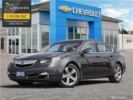 2012 Acura TL Base (Stk: P6271A) in Kincardine - Image 1 of 27