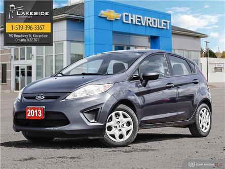 2013 Ford Fiesta S (Stk: T1096C) in Kincardine - Image 1 of 23