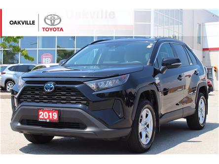 2019 Toyota RAV4 Hybrid LE (Stk: LP5678) in Oakville - Image 1 of 17
