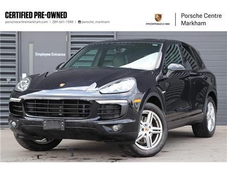 2016 Porsche Cayenne E-Hybrid S (Stk: PU0102) in Markham - Image 1 of 21