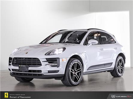 2020 Porsche Macan S (Stk: N1589A) in Vancouver - Image 1 of 10