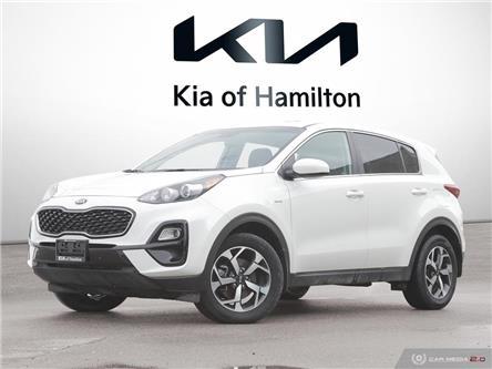 2020 Kia Sportage LX (Stk: P10715) in Hamilton - Image 1 of 28