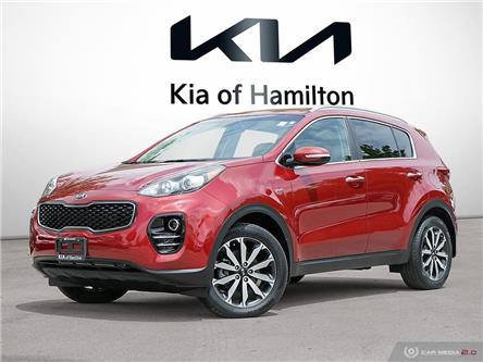2017 Kia Sportage EX (Stk: SL21098A) in Hamilton - Image 1 of 28