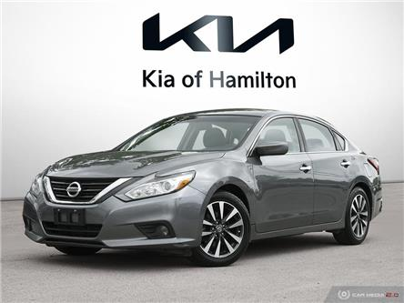 2017 Nissan Altima 2.5 SV (Stk: SP21011A) in Hamilton - Image 1 of 27