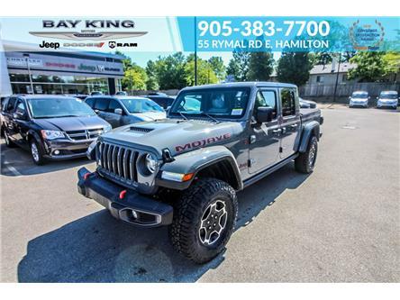 2021 Jeep Gladiator Mojave (Stk: 217611) in Hamilton - Image 1 of 27