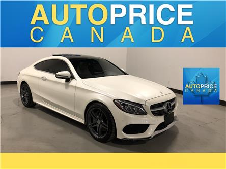 2017 Mercedes-Benz C-Class Base (Stk: H3047) in Mississauga - Image 1 of 27