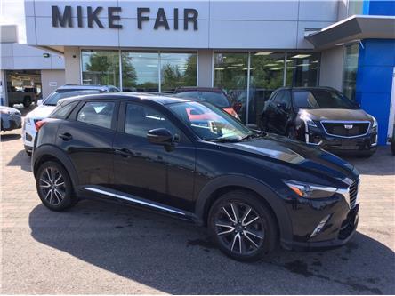 2017 Mazda CX-3 GT (Stk: 21111C) in Smiths Falls - Image 1 of 14