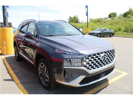 2021 Hyundai Santa Fe HEV Luxury (Stk: 16720) in Saint John - Image 1 of 4