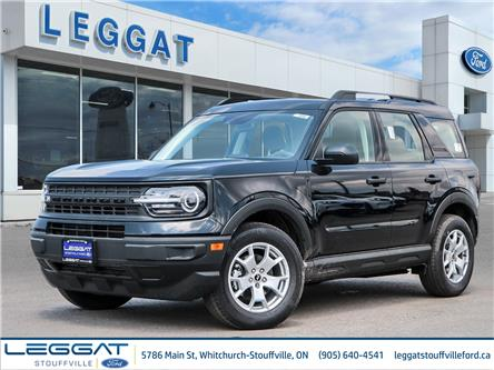 2021 Ford Bronco Sport Base (Stk: 21H1046) in Stouffville - Image 1 of 23