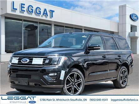 2021 Ford Expedition Limited (Stk: 21X1058) in Stouffville - Image 1 of 28