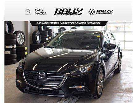 2017 Mazda Mazda3 GT (Stk: V1560) in Prince Albert - Image 1 of 15