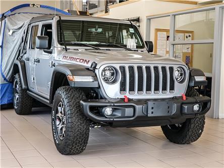 2021 Jeep Wrangler Unlimited Rubicon (Stk: 21-309) in Uxbridge - Image 1 of 16
