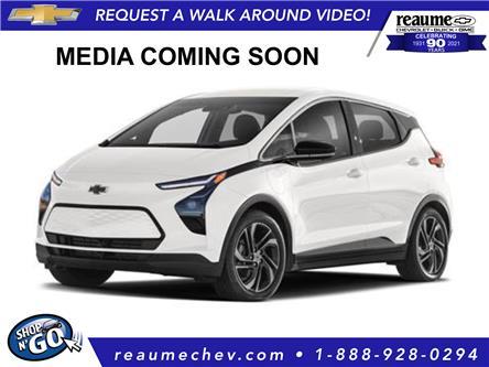 2022 Chevrolet Bolt EV 1LT (Stk: 22-0003) in LaSalle - Image 1 of 4