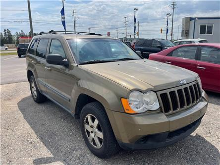 2009 Jeep Grand Cherokee Laredo (Stk: 11584A) in Sault Ste. Marie - Image 1 of 4