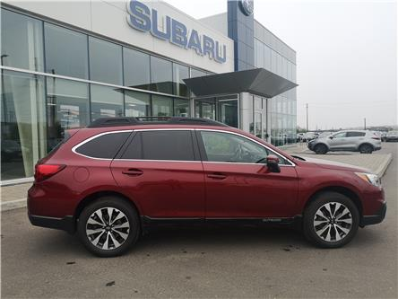 2017 Subaru Outback 2.5i Limited (Stk: 30348A) in Thunder Bay - Image 1 of 11