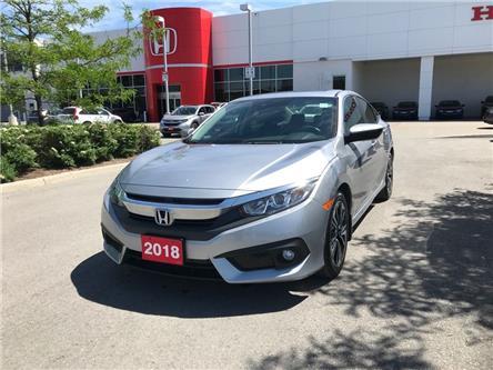 2018 Honda Civic EX-T (Stk: 29546A) in Ottawa - Image 1 of 18