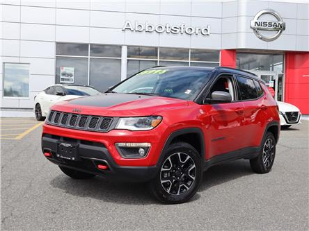 2019 Jeep Compass Trailhawk (Stk: A19332A) in Abbotsford - Image 1 of 30