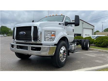 2022 Ford SUPER DUTY F-650 STRAIGHT FRAME BASE (Stk: VFF20161) in Chatham - Image 1 of 11