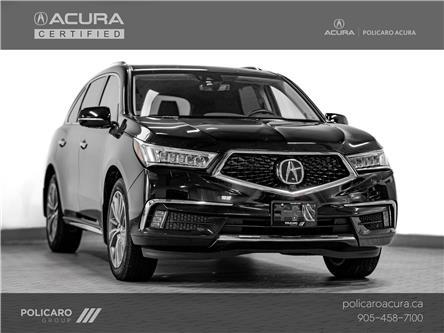 2017 Acura MDX Elite Package (Stk: 506065T) in Brampton - Image 1 of 30