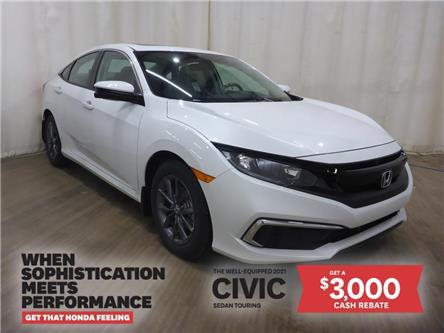2021 Honda Civic EX (Stk: 2134001) in Calgary - Image 1 of 19