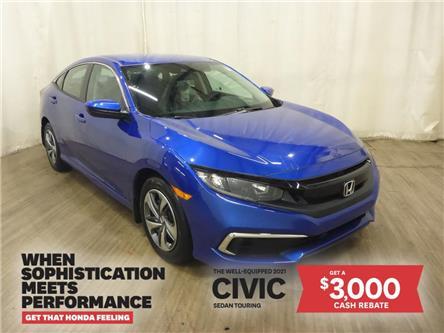 2021 Honda Civic LX (Stk: 2134005) in Calgary - Image 1 of 25