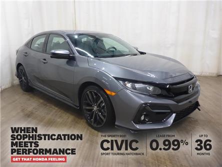 2021 Honda Civic Sport (Stk: 2135007) in Calgary - Image 1 of 21