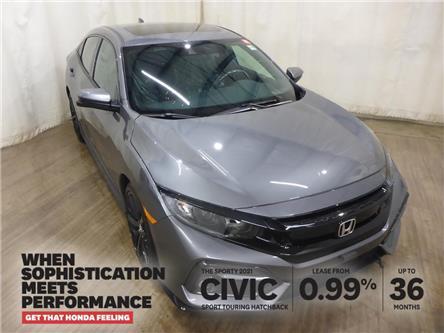 2021 Honda Civic Sport (Stk: 2135010) in Calgary - Image 1 of 21